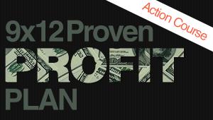 9x12 Proven Profit Plan