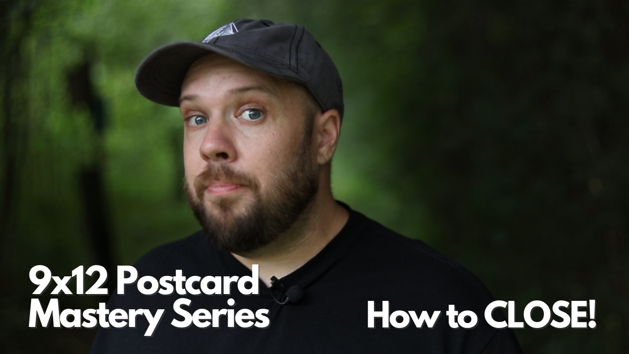 """Featured image for """"9×12 Mastery Part 3: How to CLOSE!"""""""